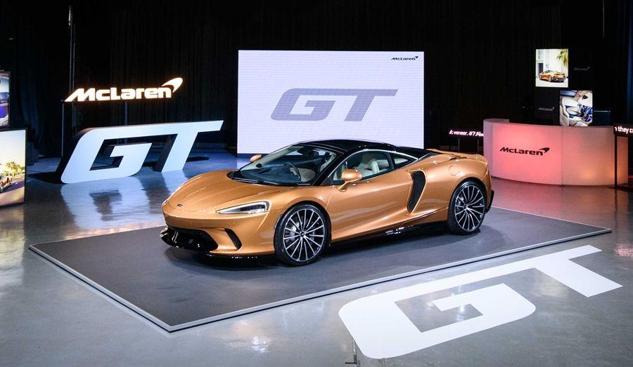 McLaren GT 質感生活的代名詞 為世人重新定義Grand Touring