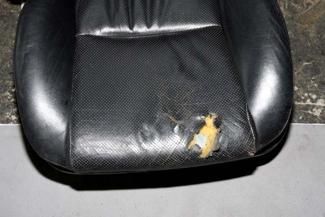 中古車內裝翻修術 Part 1:原廠座椅修復