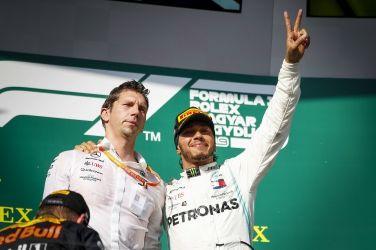 [F1專題] 暑休前的第八勝 !  Hamilton個人F1生涯最佳賽季 !!