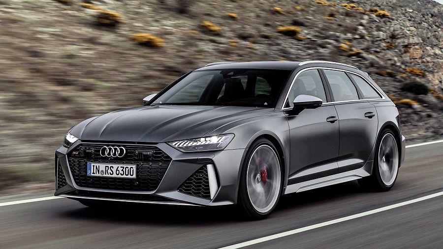 Audi RS6 Avant正式發表,擁有591HP的最大馬力