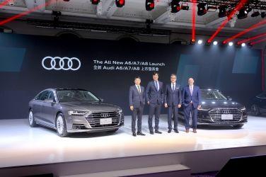 對症治療下猛藥  台奧總裁公佈Audi三大革新計畫