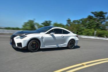 狂暴廠車   Lexus RC F Track Edition(上) !