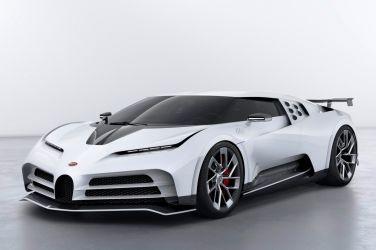 向經典致敬  Bugatti Centodieci !!