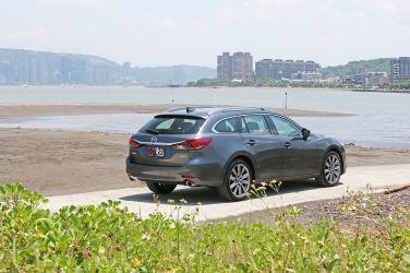 絕美之師  Mazda 6 Wagon 2.5旗艦進化型 !