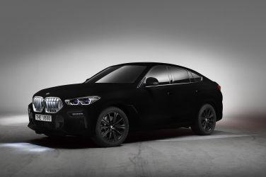 黑到深處 BMW VBX6