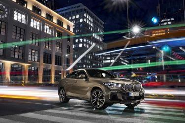 斜背跑旅之王 狂傲來襲 !  全新BMW X6豪華運動跑旅 預售價365萬元起 !!