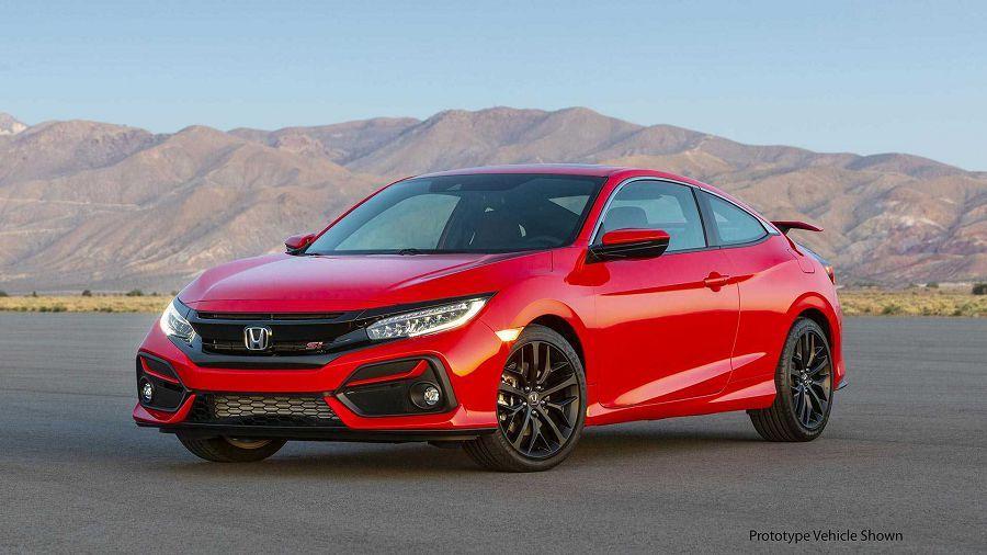 2020 Honda Civic Si以更佳的加速性和新面孔正式發表