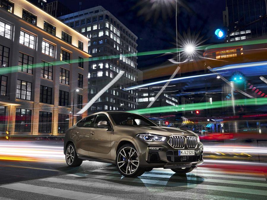 全新BMW X6豪華運動跑旅 預售價365萬元起
