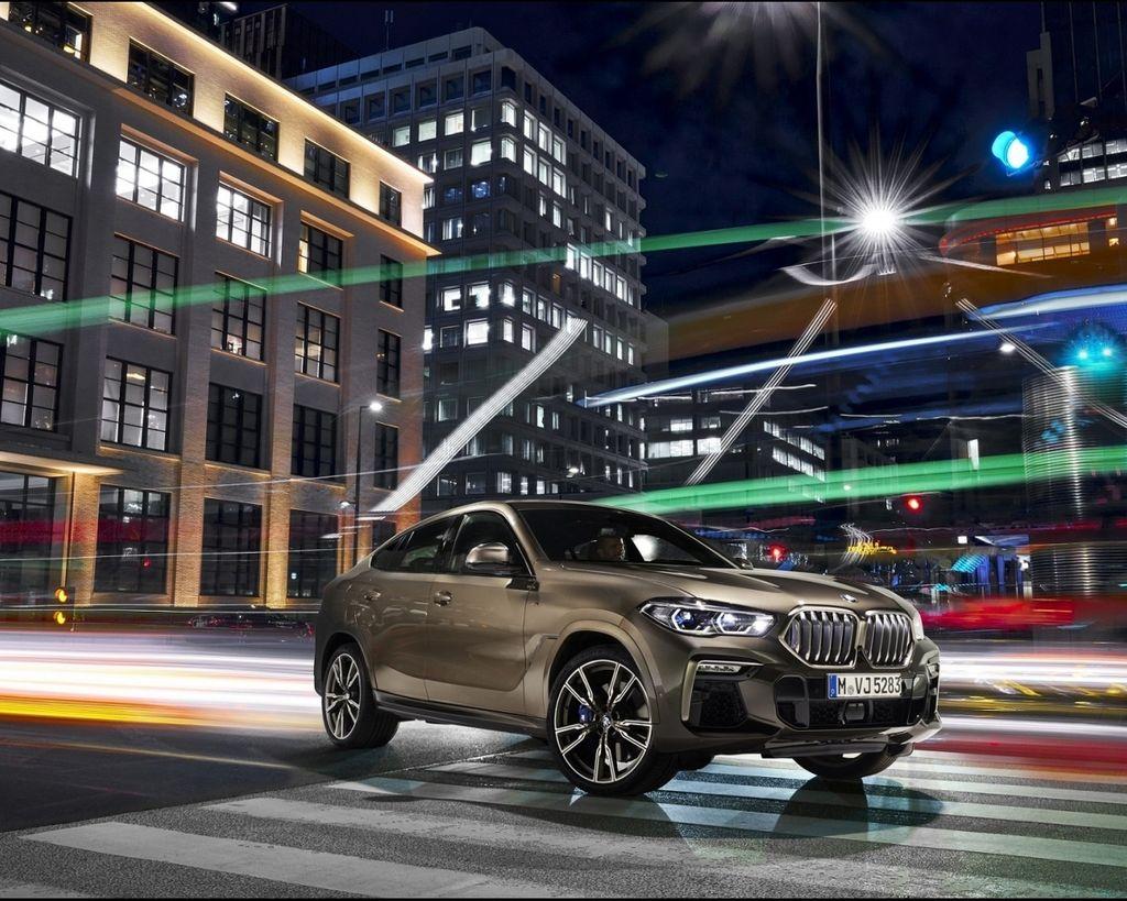 斜背跑旅之王 狂傲來襲 ! 全新BMW X6豪華運動跑旅