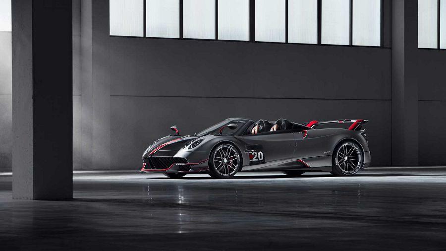 Pagani打算沿用改良版的AMG V12雙渦輪引擎到2026年