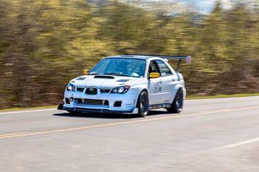 從地獄爬到天堂  Subaru WRX STI !