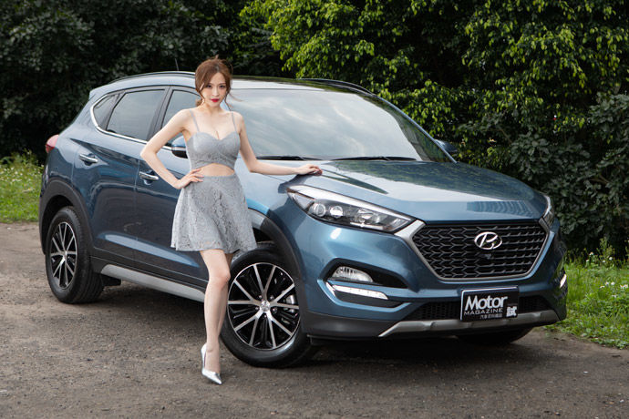 Date With LUCY - Hyundai Tucson 1.6T    持續進化的戰略跑旅