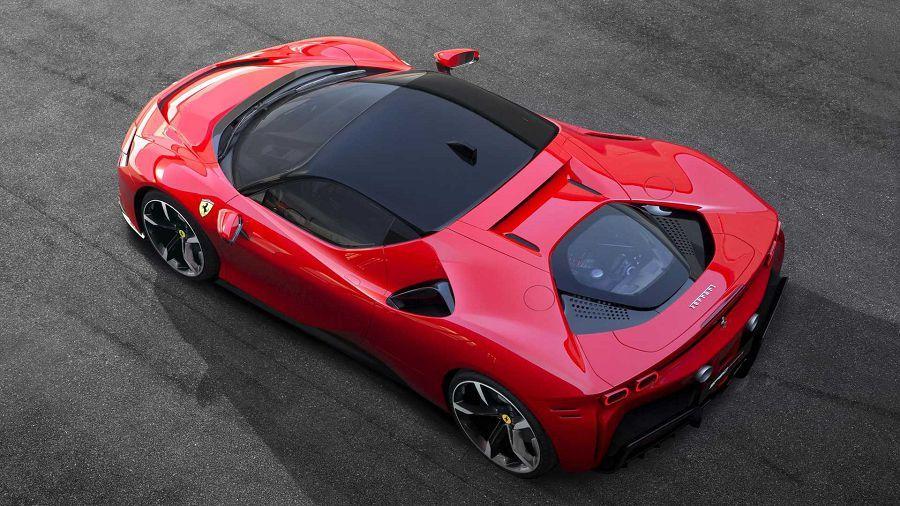 Ferrari表示Hybrid超跑所帶來的重量劣勢對性能「很傷」