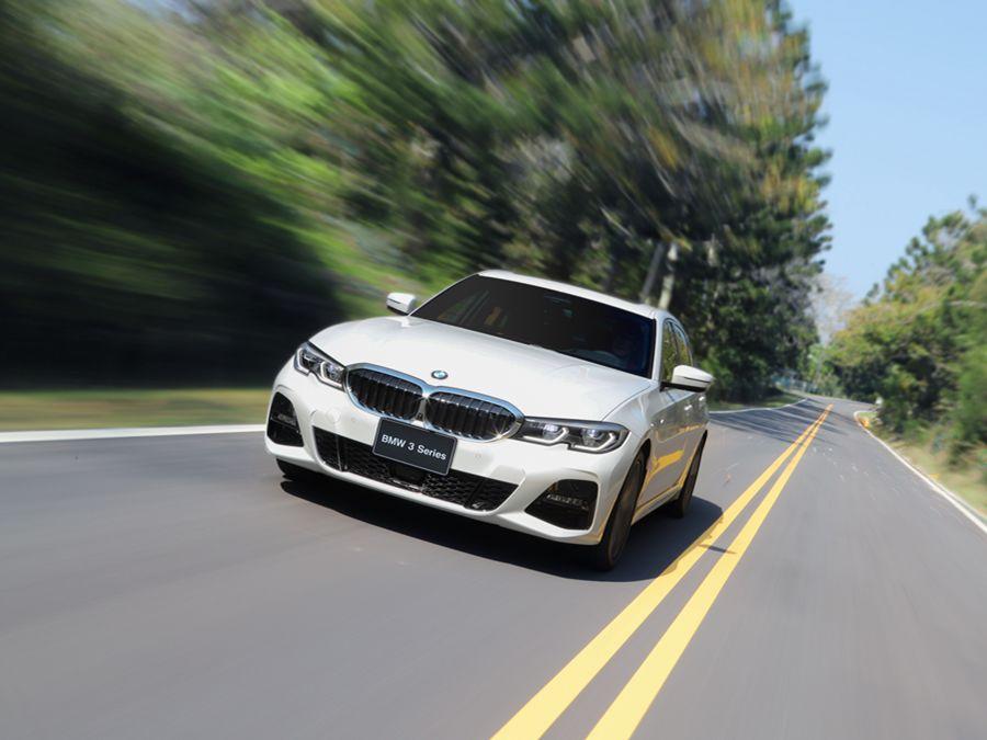全新BMW 320i M Sport正式抵台