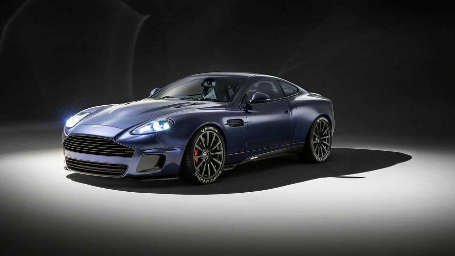 前Aston Martin的設計總監推出獨立改裝車款「Vanquish 25」
