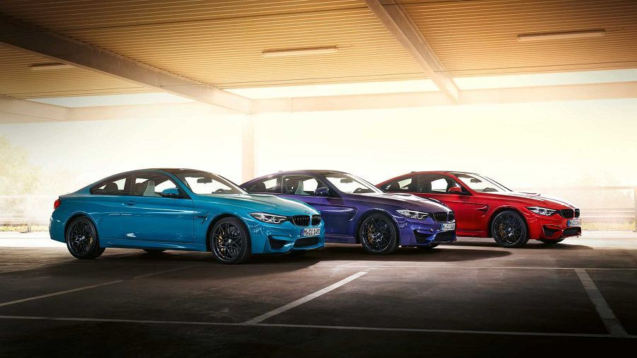 BMW推出M4 Edition M Heritage來慶祝M GmbH的種種成就
