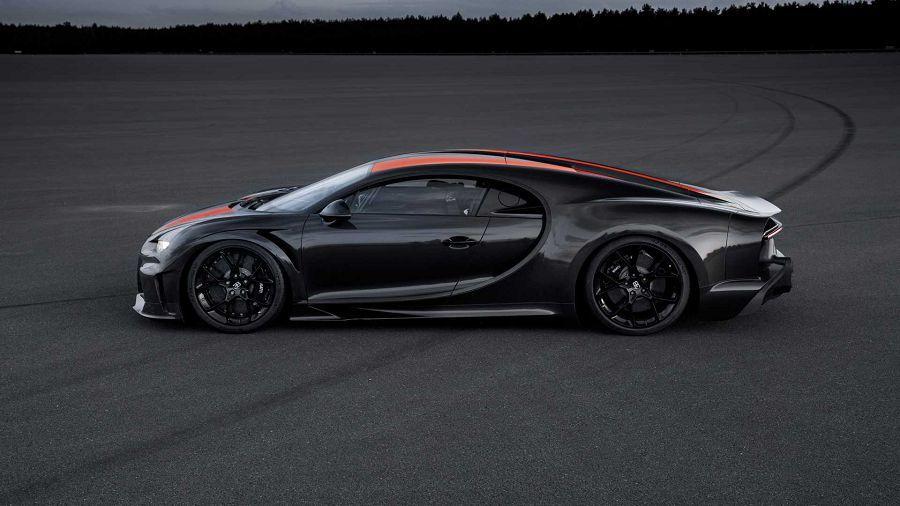 Bugatti解釋了為何只讓長尾Chiron朝同一方向進行極速測試