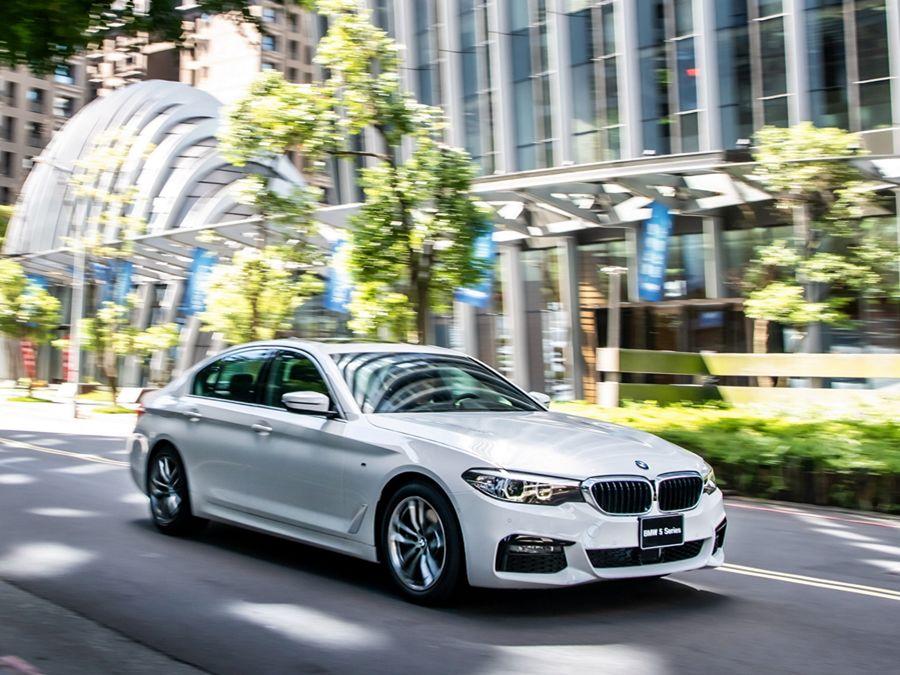 BMW 5系列白金旗艦版 全新登場