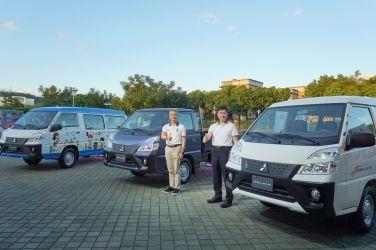 安全大升級  大改款Mitsubishi Delica