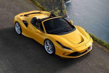 躍馬品牌革新力作 — 全新Ferrari F8 Spider   搭載Ferrari法拉利史上最頂尖V8中後置引擎敞篷跑車 !!
