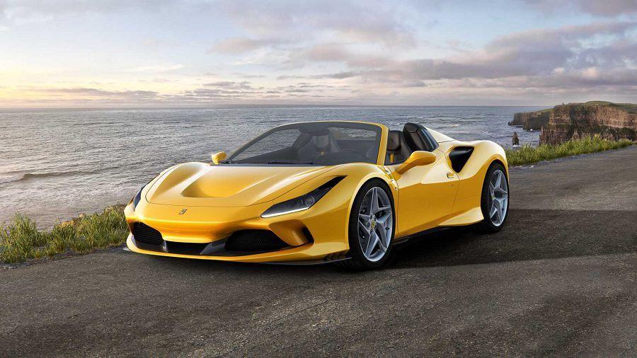 Ferrari F8 Spider發表─比488 Spider有著更大的動力、更輕的體重