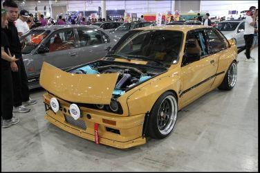 國內最大室內車聚  Stance Garage Taiwan 2 (5、BMW篇) !!