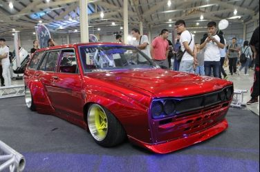 國內最大室內車聚  Stance Garage Taiwan 2 (3、Nissan、Luxgen篇) !!