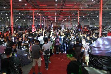 國內最大室內車聚  Stance Garage Taiwan 2 (1、Honda篇) !!