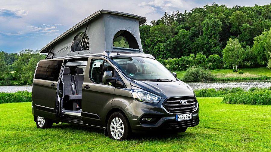 Ford Flexibus以多用途為賣點搶攻入門露營車市