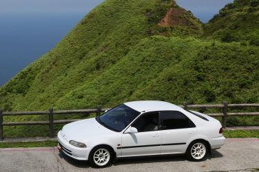 [改裝實戰] 歷經7年的堅持不懈  1994 Honda Civic K6 MT !