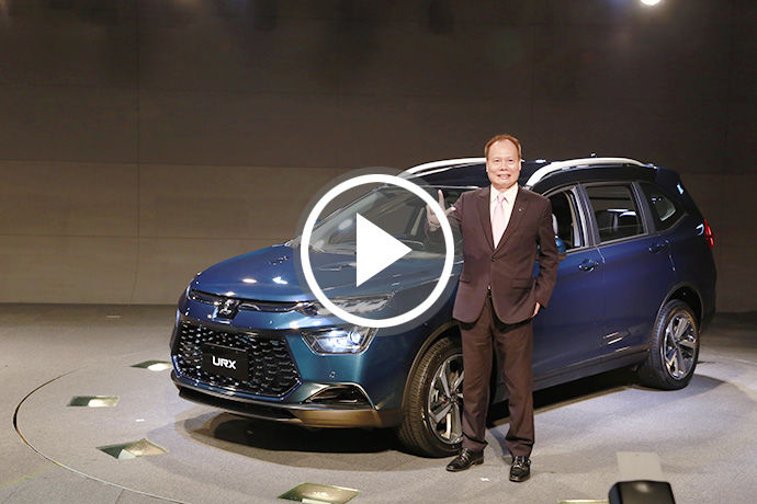 5+2=無限!Luxgen URX全新上市 結合SUV與MPV的新血報到