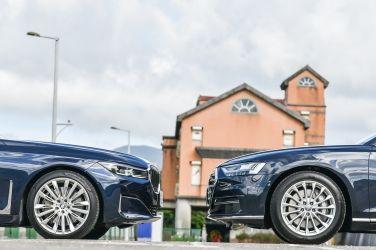 董事長的煩惱(下)  Audi A8 vs. BMW 7 Series !!