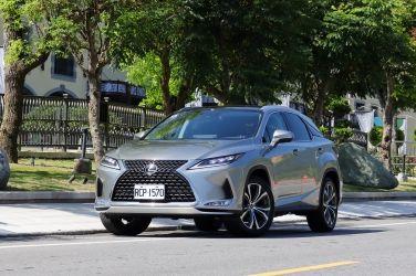 依舊是霸主   Lexus RX 300旗艦版
