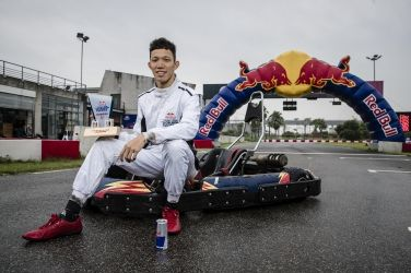 2019 Red Bull Kart Fight卡丁車大賽冠軍出爐  冠軍劉蔚瑄興奮圓夢