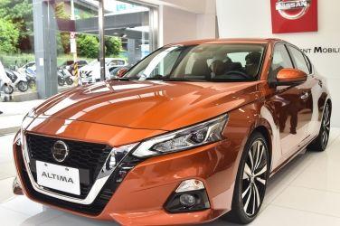 預售接單逾200張  Nissan Altima能否再創新局 ?