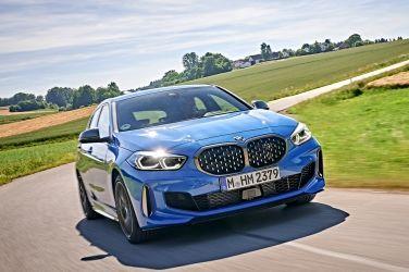 車系中目前最強  BMW M135i M Performance !