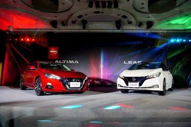 旗艦轎跑、零碳純電齊發!  Nissan Altima/Leaf