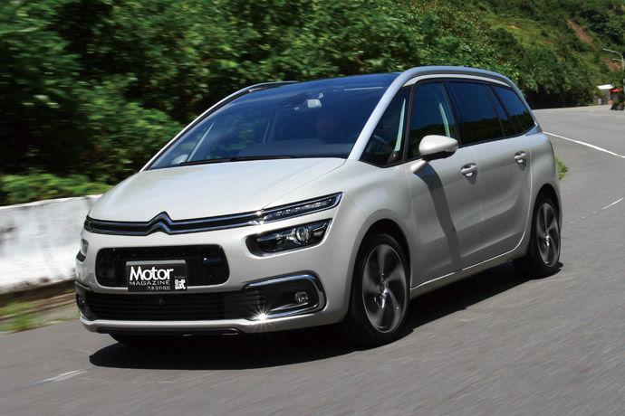 Citroën    Grand C4 SpaceTourer Feel