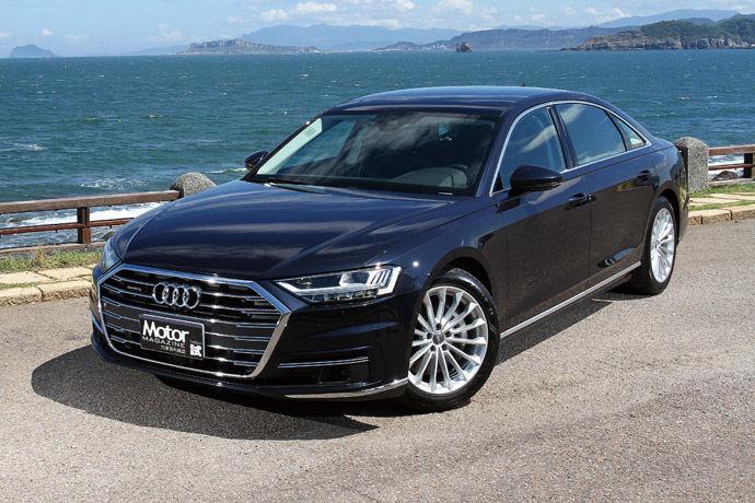 Audi    A8 L 55 TFSI quattro Premium