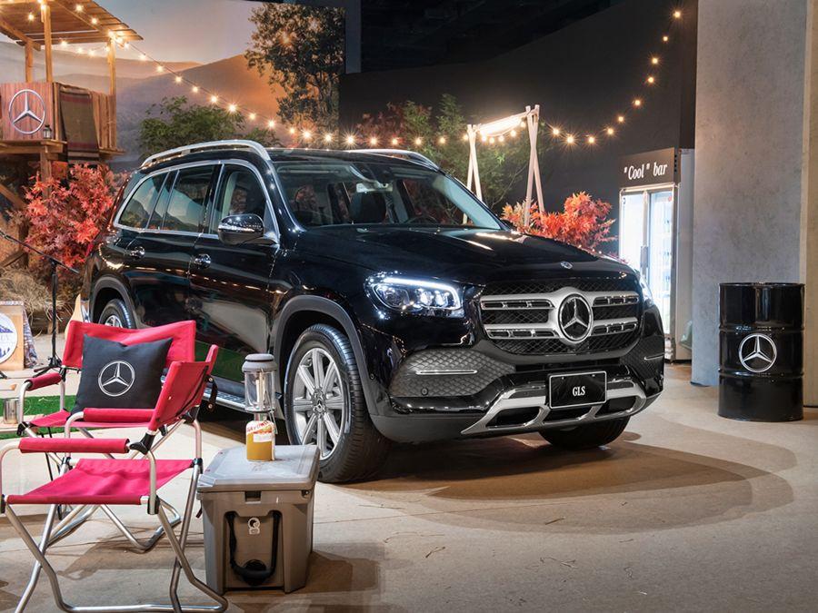 賓士休旅陣容更齊全 全新Mercedes-Benz GLS上市