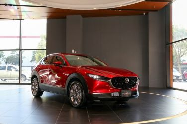 預計10月底上市  Mazda CX-30在台亮相