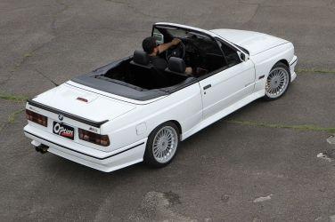 [OPTION改裝電子別冊] 買不到自己改 !  BMW E30 M3.2 Convertible(下) !!