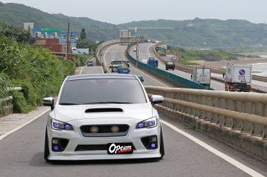 [OPTION改裝電子別冊] 買來必改 ! 動力、底盤、外觀、內裝無一倖免 !!  Subaru Levorg日系旅行車(上) !