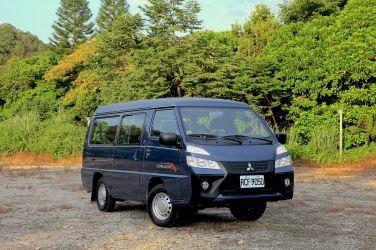 依舊別無分號  Mitsubishi Delica自排廂車