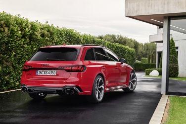 性能碗公換新裝  小改款Audi RS4 Avant亮相