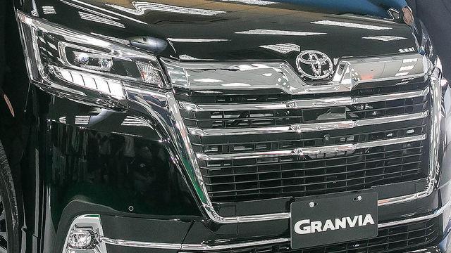 2019年10月 Toyota 豐田全車系中古車行情表