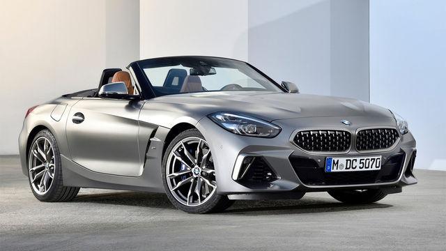 2019年10月 BMW 寶馬全車系中古車行情表