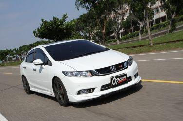 九代Civic 7.46秒破百(上)  手排+渦輪化完成 !