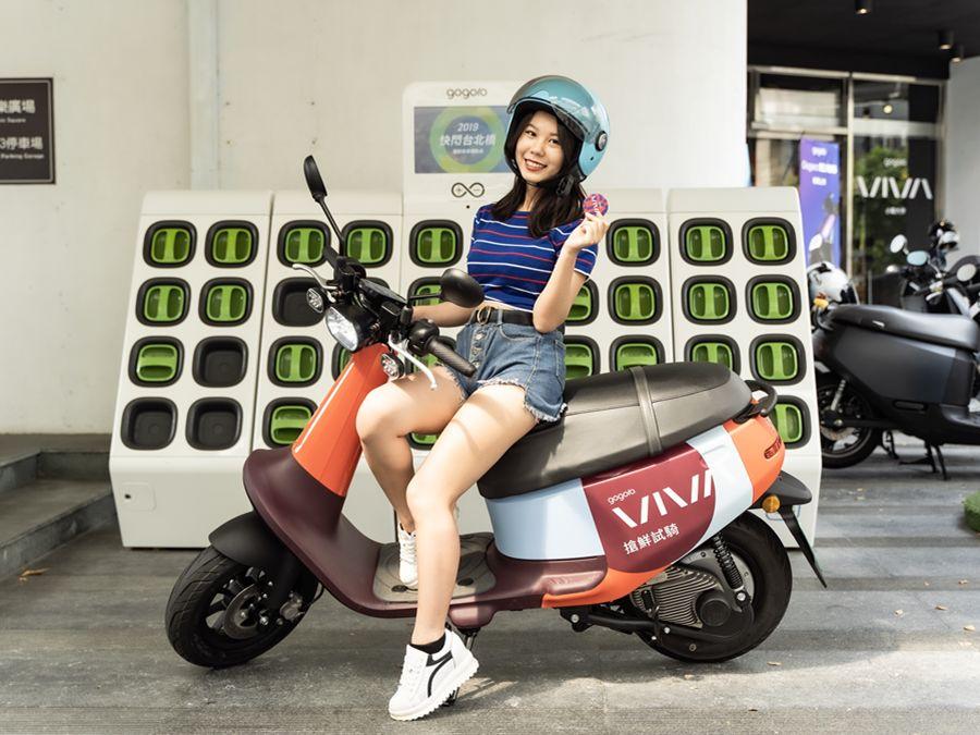 Gogoro VIVA上市兩週銷售超過 2,000 台 即日起開始交車