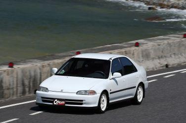 [影音] 歷經7年的堅持不懈  1994 Honda Civic K6 MT !!